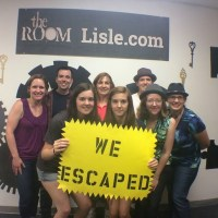 Skip the Table Top Games this Winter–Try an Escape Room!