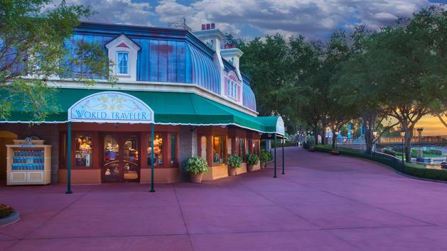 World Traveler-Photo credit Disney