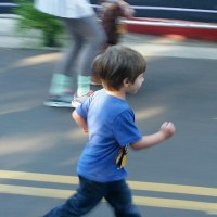 5 Tips for Training a Young runDisney Padawan