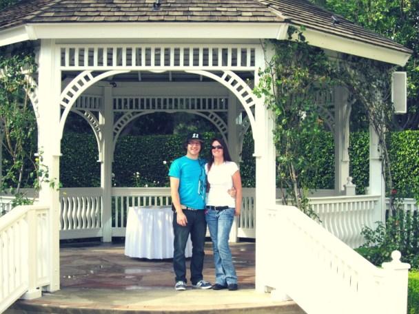 Proposal Disneyland Hotel Gardens