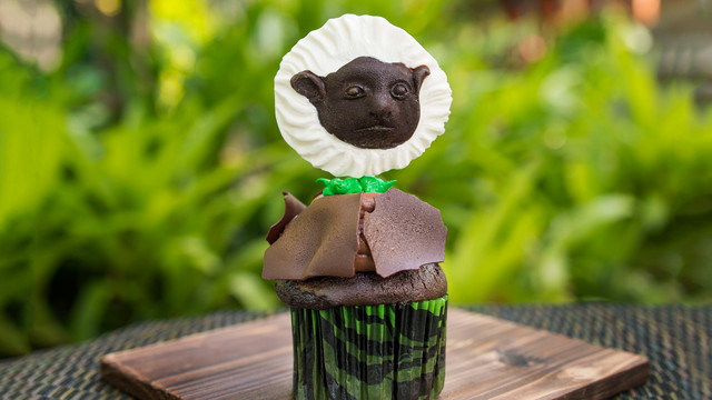Cotton Top Tamaarin Cupcake Creature Comforts - Photo Credit Disney