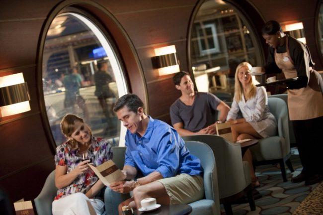 Cove Cafe Disney Cruise