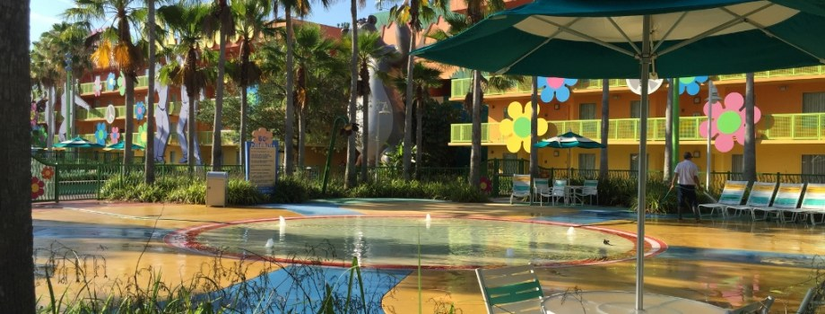 Disney's Pop Century Resort Room Review