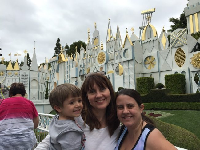 It's a Small World Disneyland attractions for toddlers