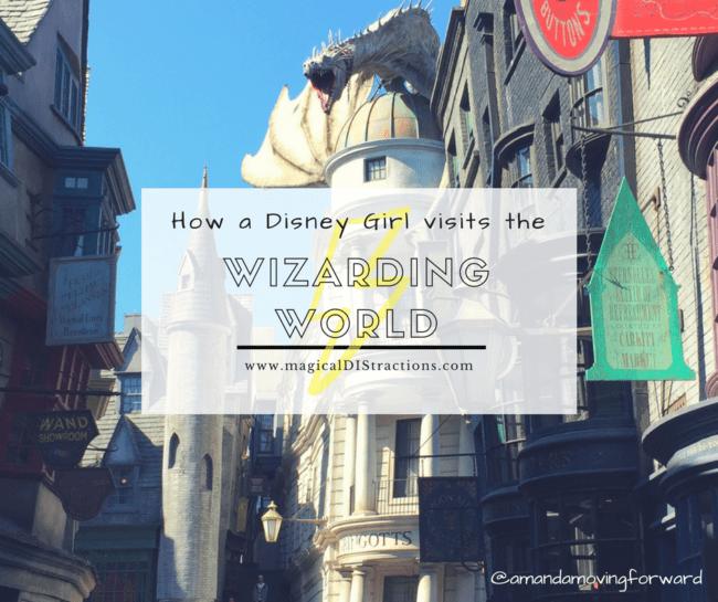 Disney Girl visits the Wizarding World