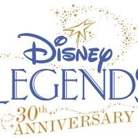 2017 Disney Legends Award Recipients Announced!