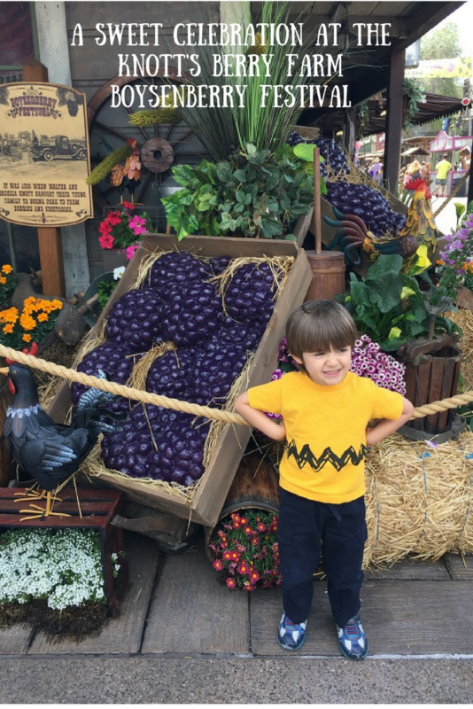 A Sweet Celebration at the Knott's Berry Farm Boysenberry Festival - Photo Credit - Kelly Short