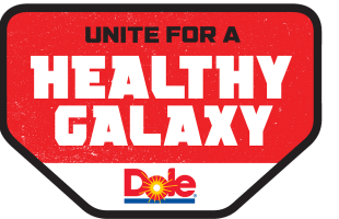 """Unite for a Healthy Galaxy"" with Dole Star Wars Recipes"