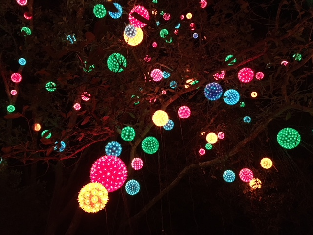 Bellingrath Gardens Magic Christmas in Lights is the best light display on the Gulf Coast.
