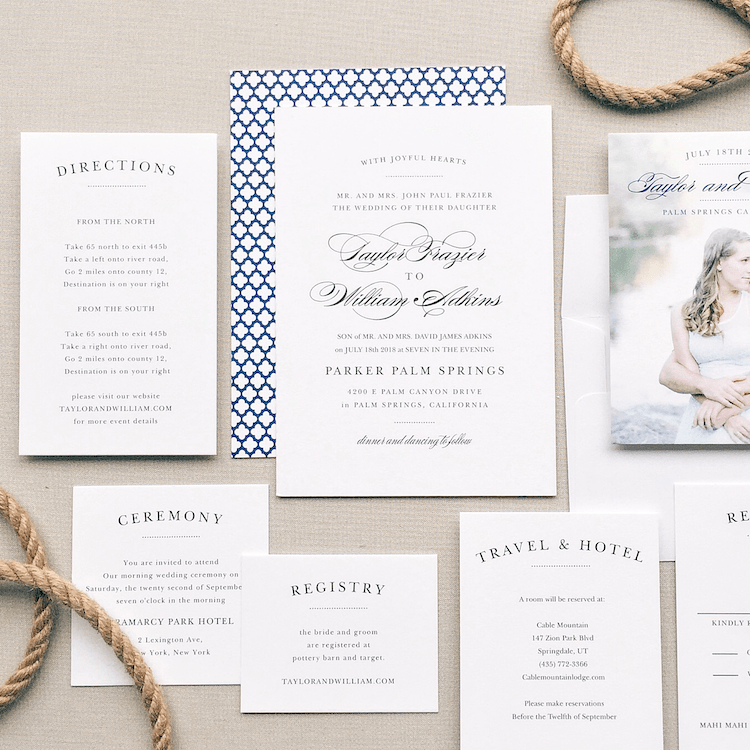 If you're in the market for celebration invitations Basic Invite is the place to go for truly customizable invitations.