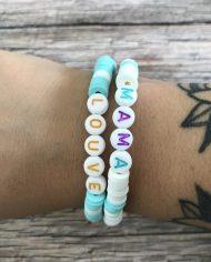 bracelet-surfeur-heishi-louve-vert-deau-blanc-combo