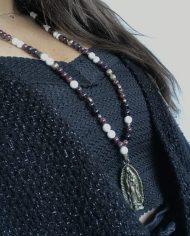 sautoir-pierre-naturelle-grenat-howlite-amethyste-madonne-vierge-9