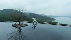 Bali Spiritual Retreat Ubud Alila Infinity Pool 5