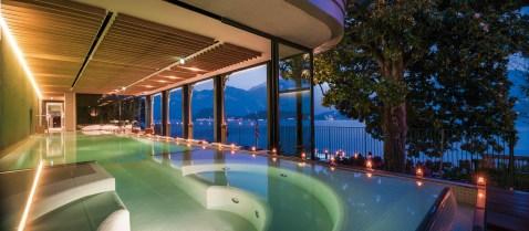 15 - T Spa Infinity pool