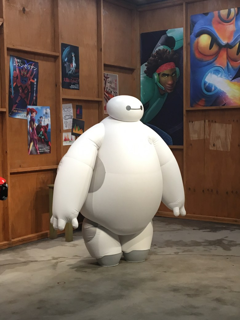 Disney World, Epcot, Big Hero 6, Baymax