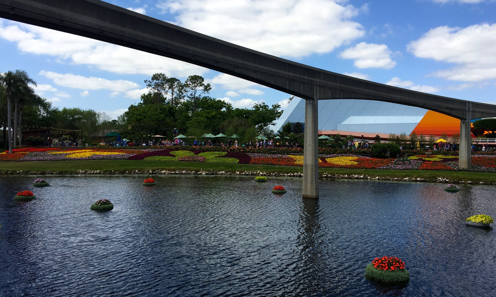 Walt Disney World, Epcot, Monorail