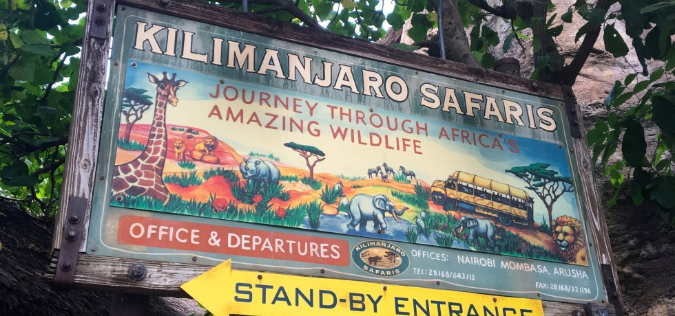 Walt Disney World, Animal Kingdom, Kilimanjaro Safaris