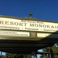 Walt Disney World, Monorail