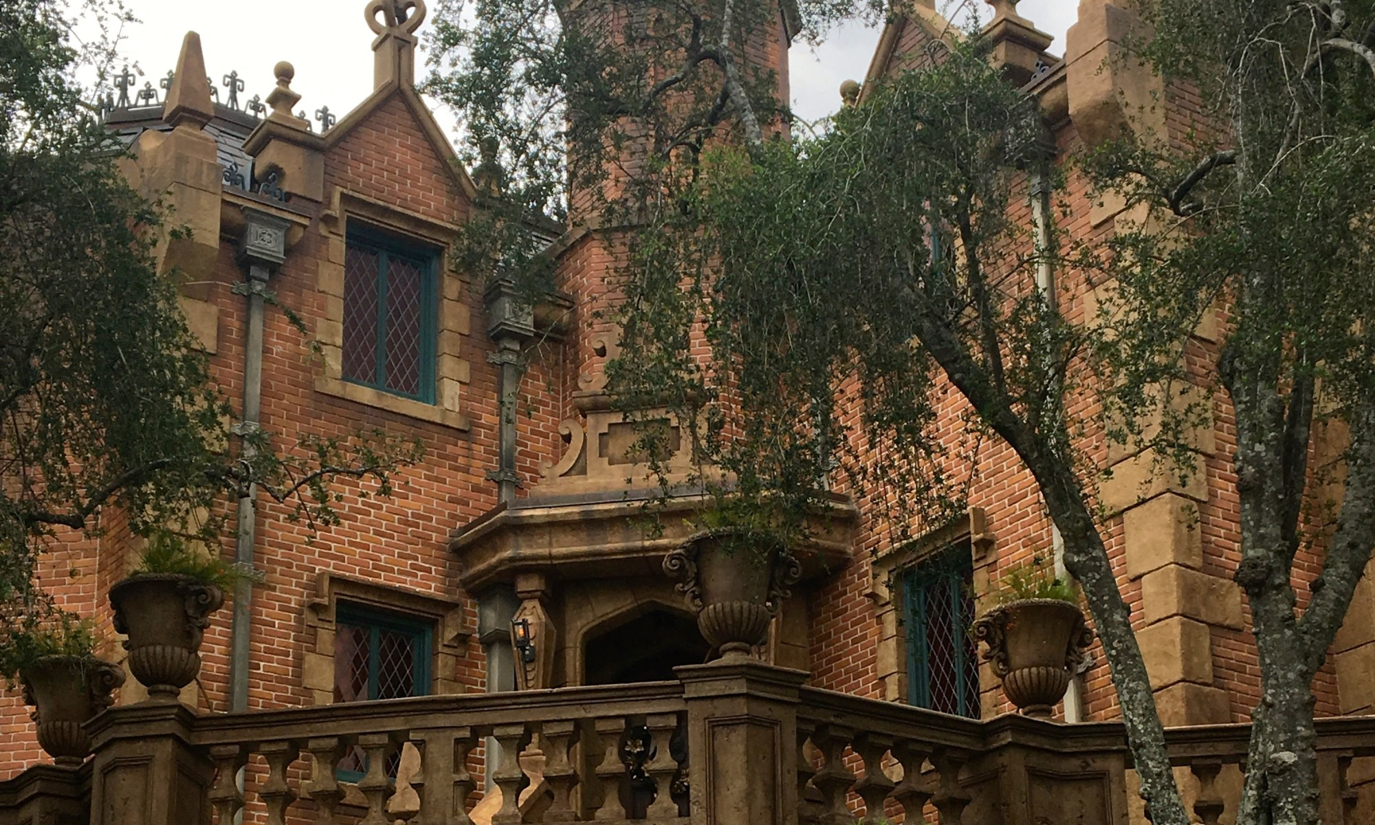 Walt Disney World, The Haunted Mansion, Magic Kingdom