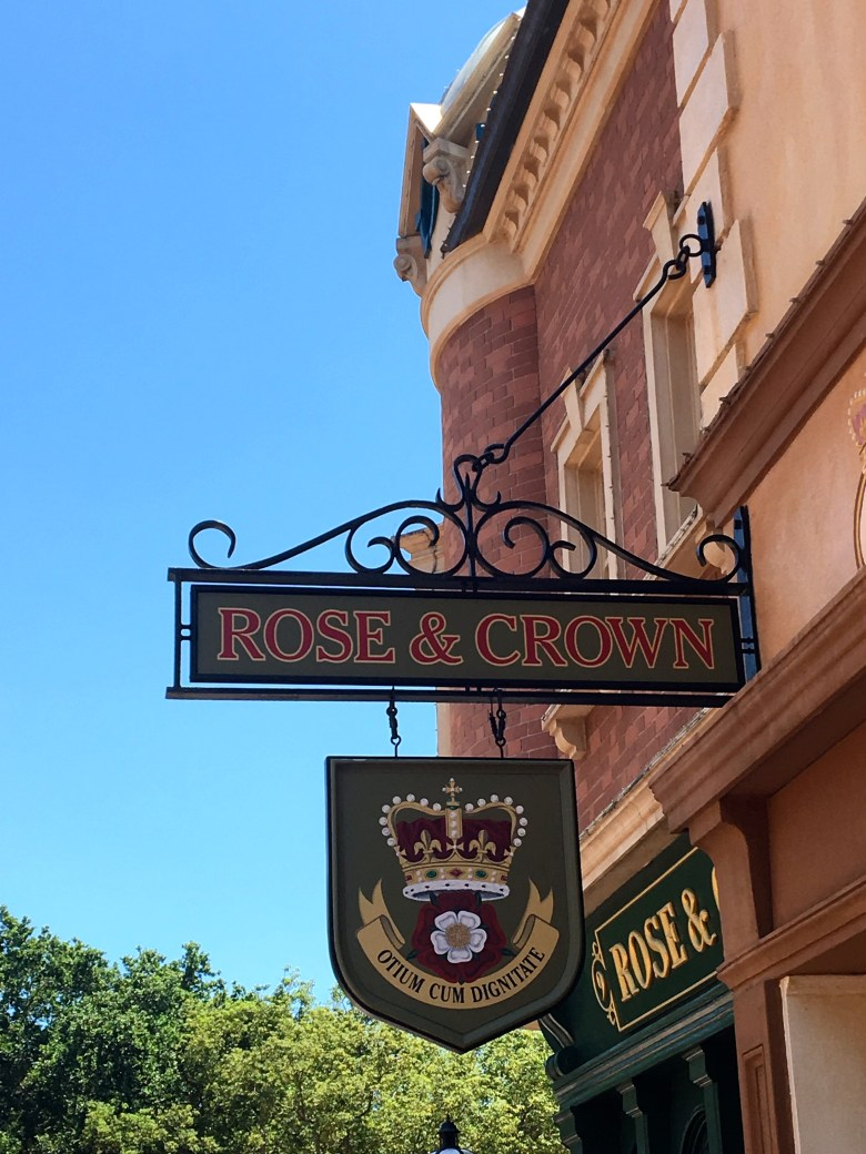 Photo of Rose & Crown Pub at Epcot