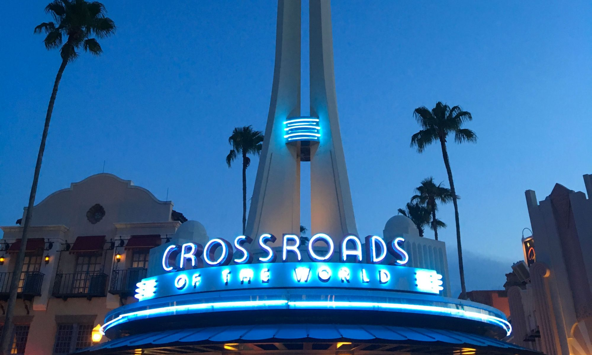 Photo of Crossroads of the World at Hollywood Studios