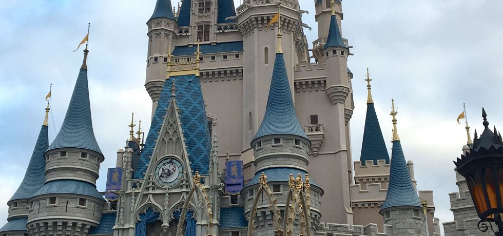 Photo of Cinderella Castle at Magic Kingdom