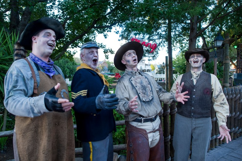 Photo of Cadaver Dans at Mickey's Not So Scary Halloween Party