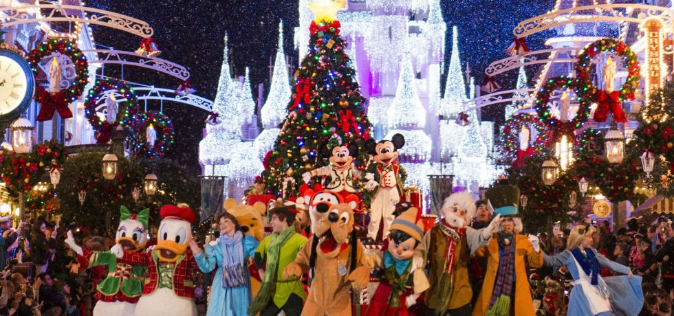 Photo of Mickey's Very Merry Christmas Party
