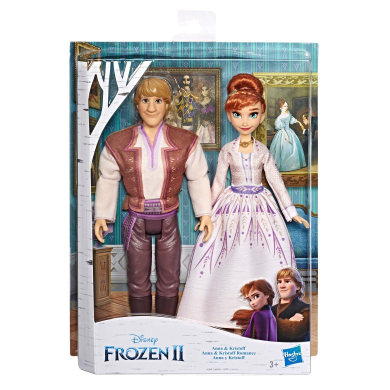 Photo of Hasbro Frozen 2 Anna and Kristoff Dolls