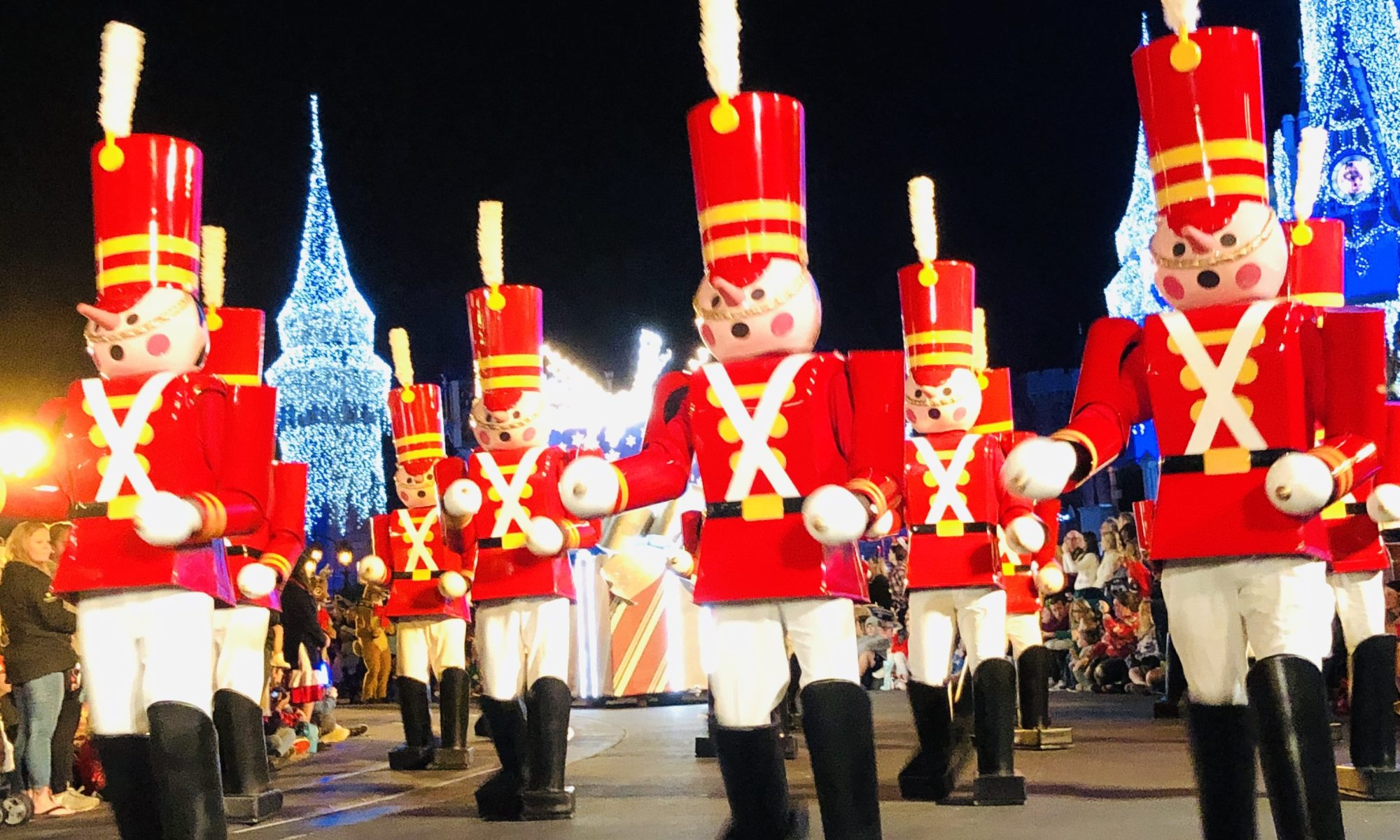 Photo of Toy Soldiers from Mickeys Once Upon a Christmastime Parade at Mickeys Very Merry Christmas Party