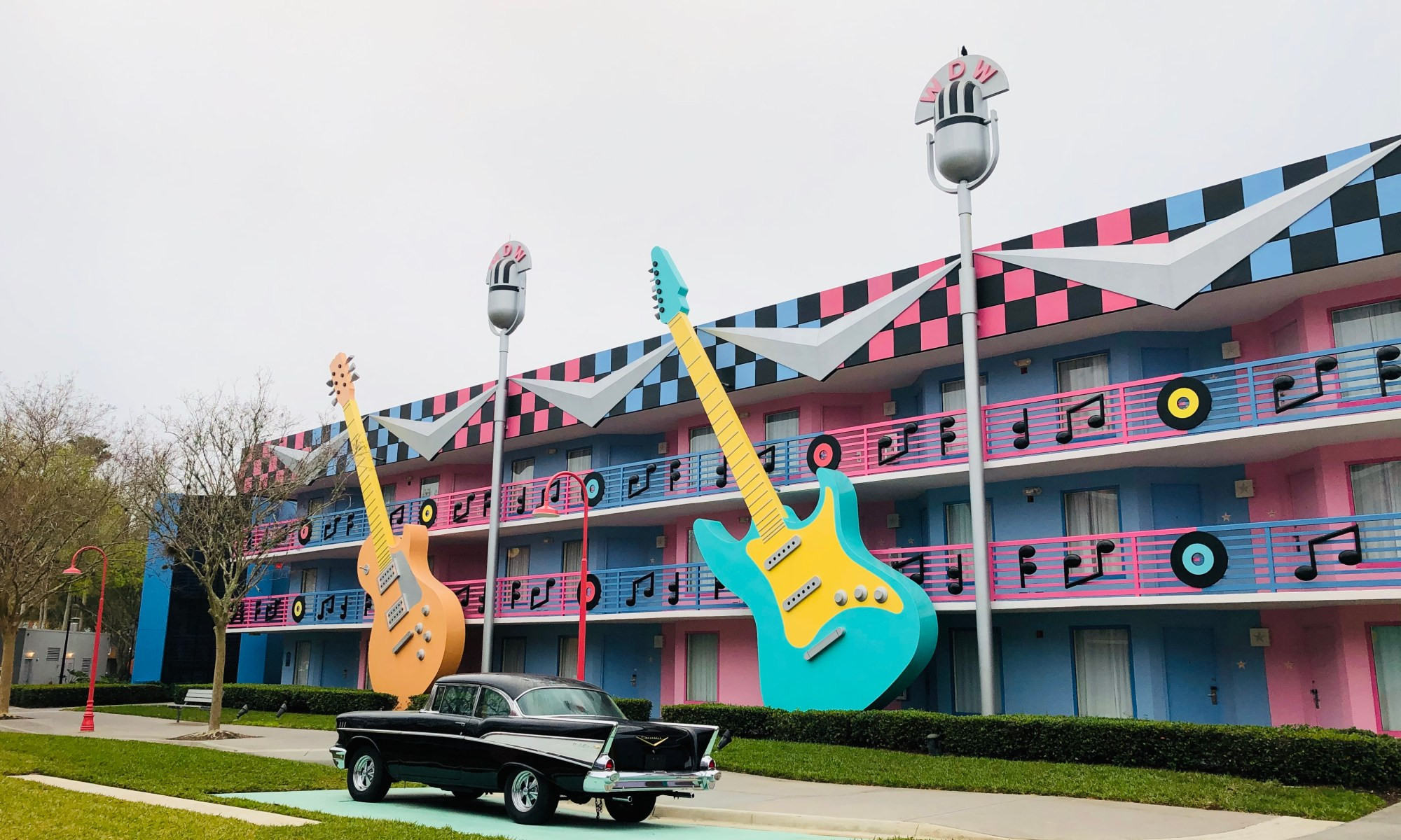 Photo of All-Star Music Resort in Walt Disney World
