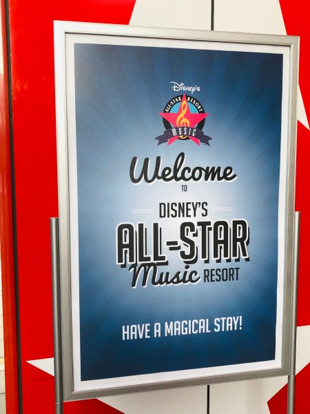 Photo of All-Star Music resort at Walt Disney World