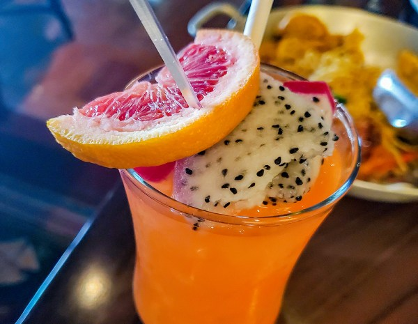 Photo of Dragon Iced Tea at Polynesian's Ohana