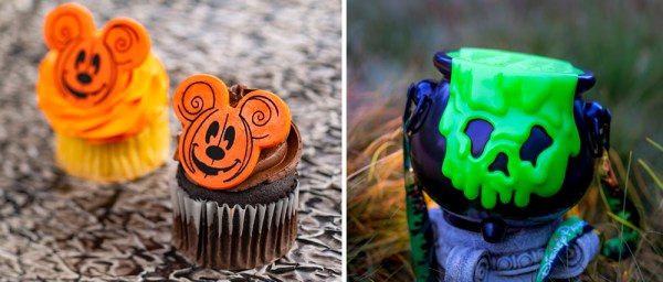 Halloween treats at Epcot