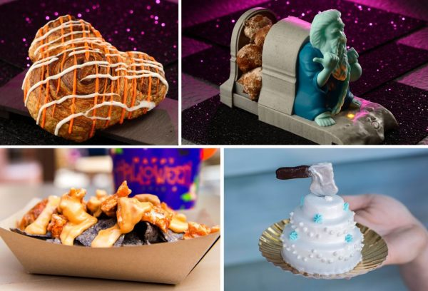 Magic Kingdom Halloween treats