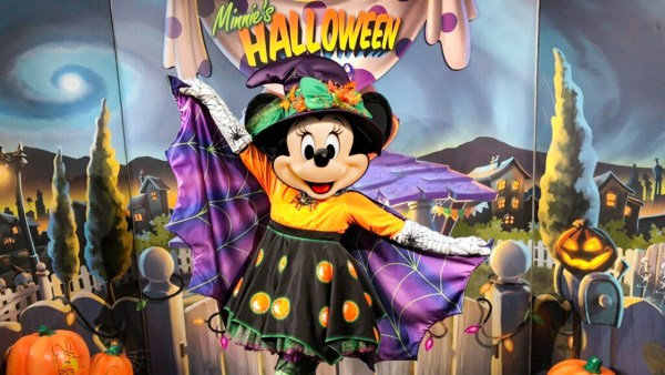 Minnie's Halloween Dine at Hollywood Studios