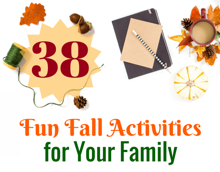 Magical mama Blog 38 Fun Fall Activities For Your Family