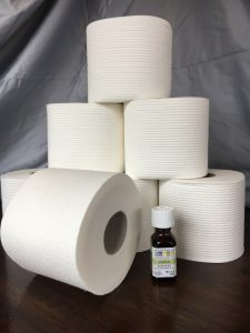 21 ways to make your home smell great magical mama blog toilet paper essential oils