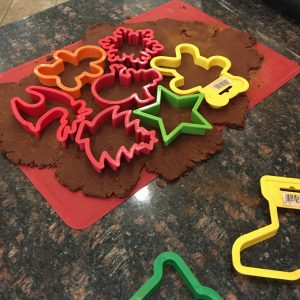magical mama blog cinnamon applesauce ornaments dough roller cookie cutters christmas tree