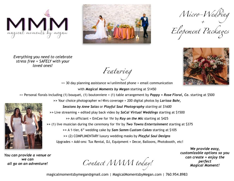 MMM Micro Weddings + Elopements_Pricing