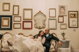 Claudine + Joseph: Married
