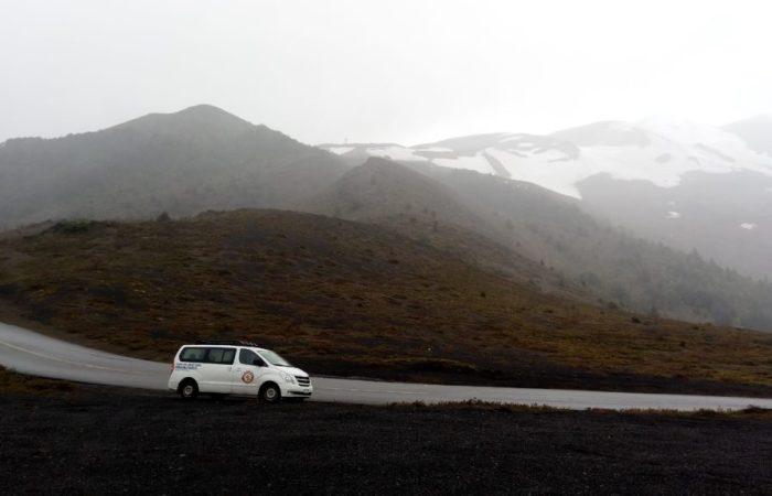 traslados y transporte en Chile