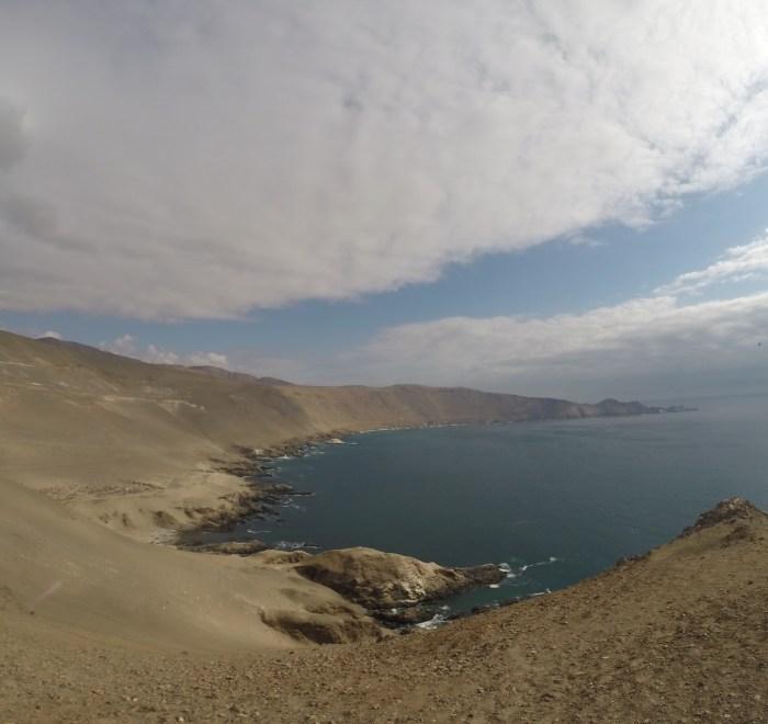 Bahia desde Punta Pisagua