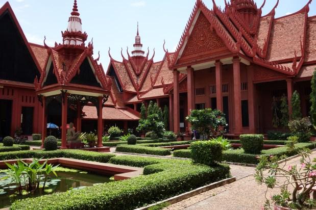 Phenom Penh National Museum