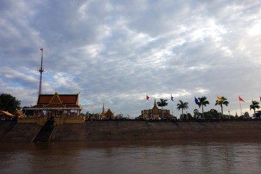 Sunset Cruise on the Mekong and Tonle Sap