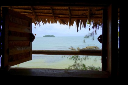 View from Tree House Bungalows