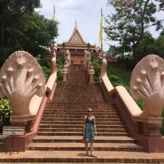 Wat in Phenom Penh