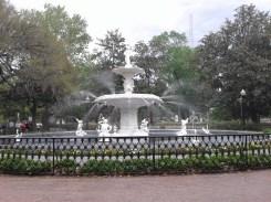 Forsyth Park_fountain