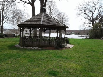 The gazebo in Essex