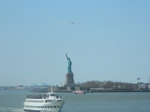 Staten Island Ferry_Statue of Liberty_2
